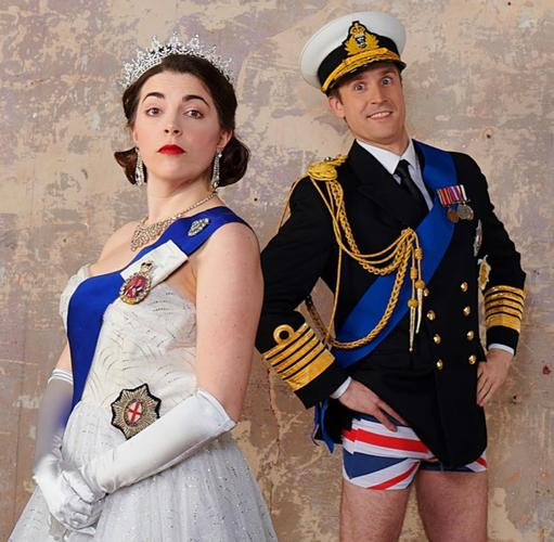 The Crown Dual - Review - King's Head Theatre Royal Proclamation! Our review of this world premiere