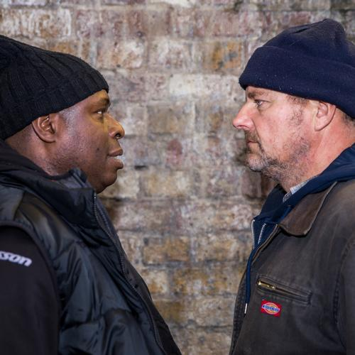 In Search of a White Identity - News The show is part of the Actors Centre's On Demand season