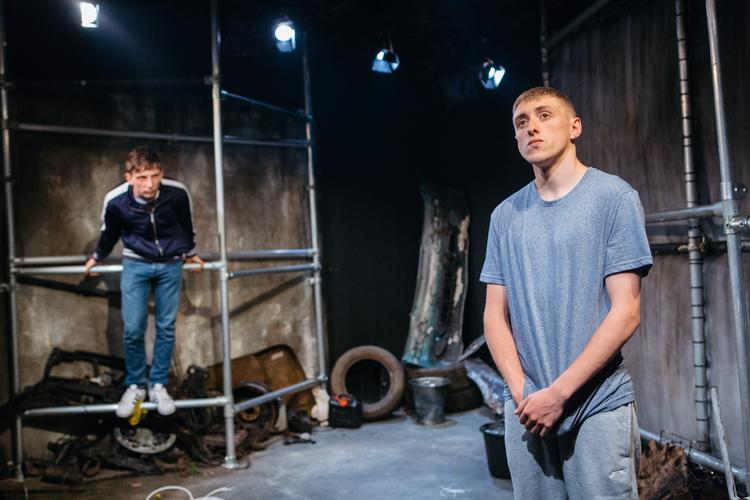 Isaac Came Home From The Mountain – Review – Theatre 503 Toxic masculinity in rural England at Theatre 503