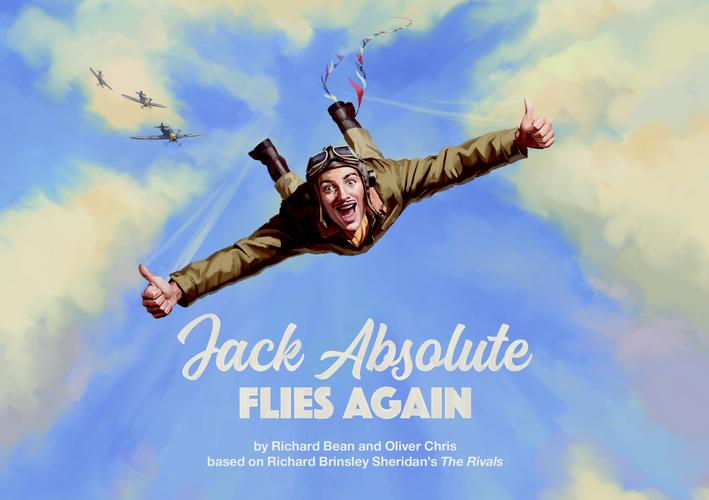 Jack Absolute Flies Again at the National Theatre - News Full casting announced