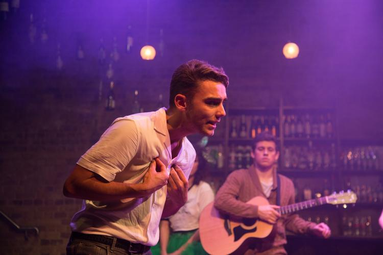 The Green Fairy - Review - The Union Theatre A new immersive pub musical