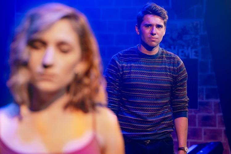 Tick, Tick... Boom! - Review - Bridge House Theatre An autobiographical musical by Jonathan Larson