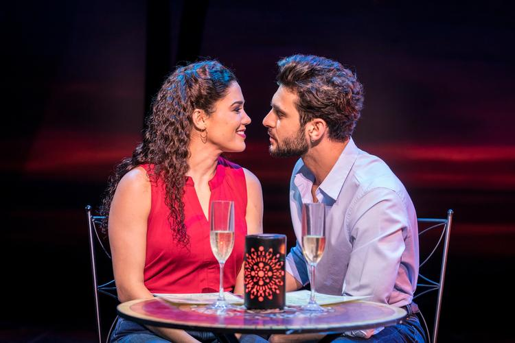 On your feet - Review - London Coliseum There is no way you can sit still with this one