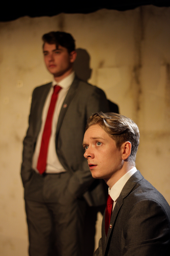 James Downie - Interview Let's talk with this very talented actor about Moonfleece and theatre