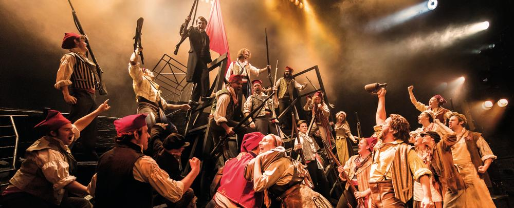 Cast changes for the West End production of LES MISERABLES - News Whos' gonna play Jean Valjean?