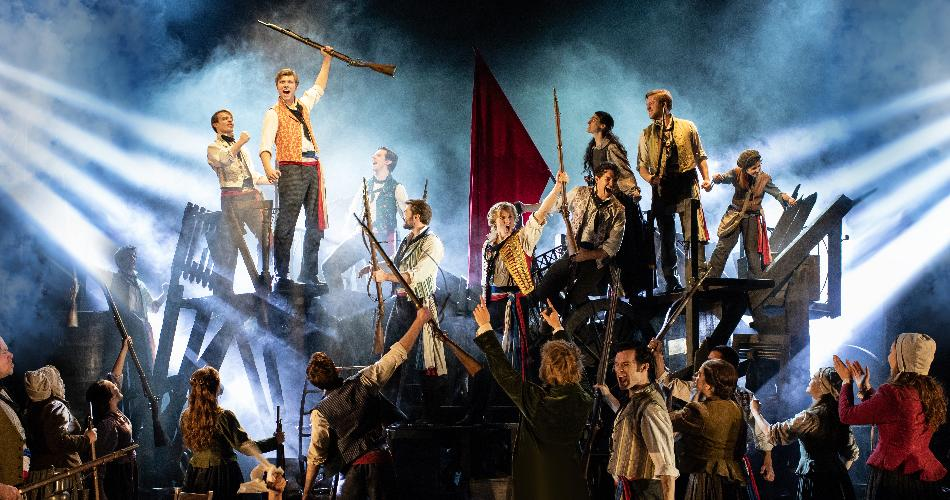 Les Miserables Tour - News The full touring dates for the UK and Ireland tour have been announced