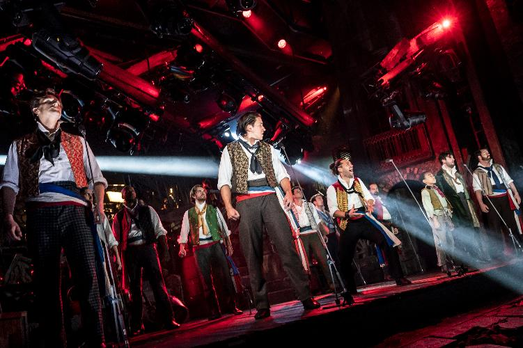 Les Misérables The Staged Concert - News The cast has been announced