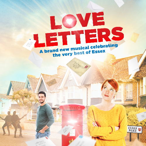 Love Letters full cast - News Lucy Benjamin to Star in this new Musical