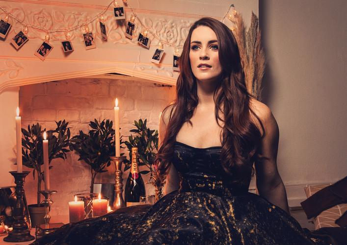 Lucie Jones at the Adelphi - News The concert will be recorded and released as a live album
