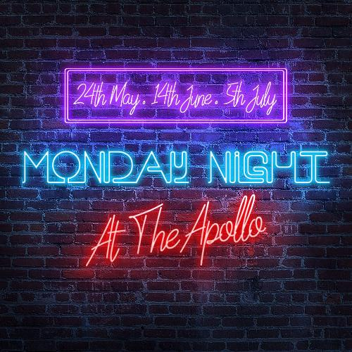 Monday Night at the Apollo - News Cast announced for the concerts at the Apollo