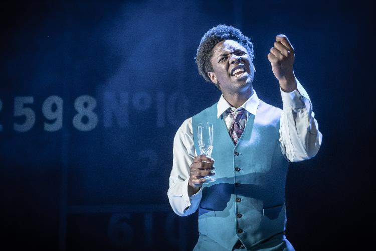 The Death of a Black Man - Review - Hampstead Theatre An unforgettable tale of an unforgivable history