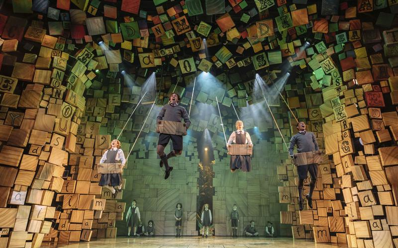 Matilda the Movie Casting - News Do you want to be in Matilda?