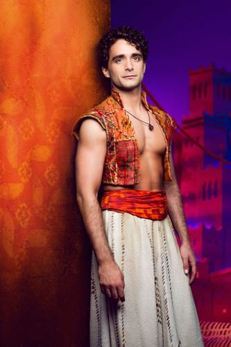 MATTHEW CROKE - INTERVIEW Let's talk with Matthew Croke: how does it feel to be the lead star of Aladdin?