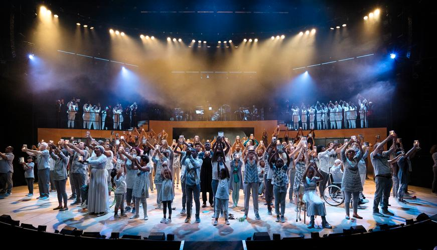 Pericles - Review - National Theatre National Theatre's first Public Acts production
