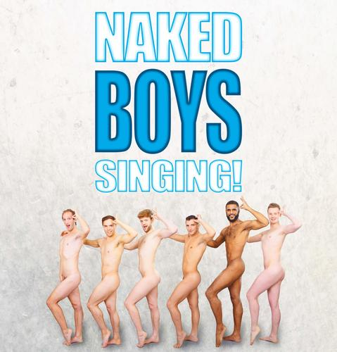 Naked Boys Singing - News The cast of the musical have been announced