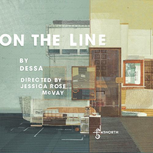 On the Line - Review (Audio Play) Cos we are living in a material world…