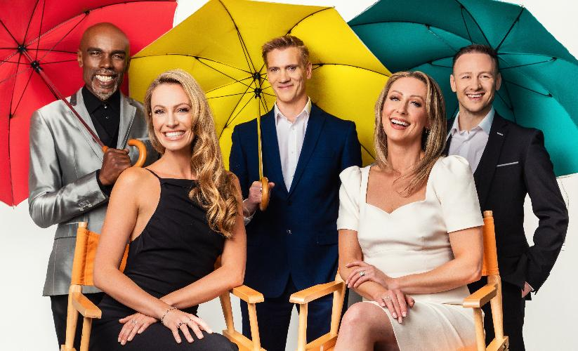 Singin' in the Rain at Sadler's Wells - News The cast has been announced