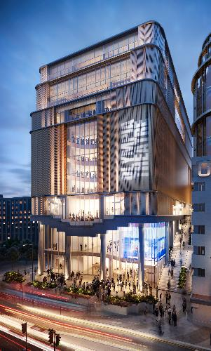 The largest theatre since 1976 is coming to London - News The 1,575 seat-venue will be built in West London