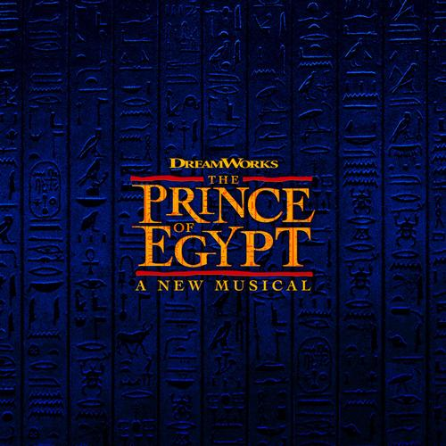 The Prince of Egypt Cast Recording - News It will be out on Friday 3 April