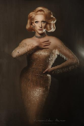Dietrich - Natural Duty - Review - Wilton's Music Hall Theatre, cabaret and drag, in this new show about Marlene Dietrich