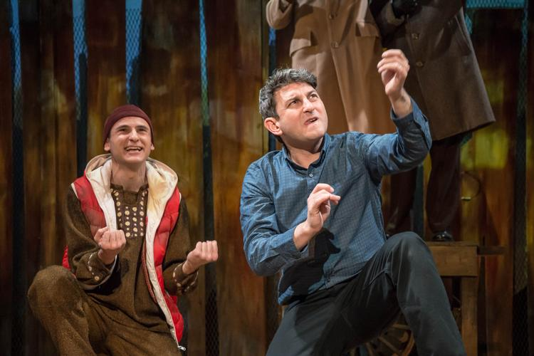 The Kite Runner - Review - Richmond Theatre The unforgettable theatrical tour-de-force is back