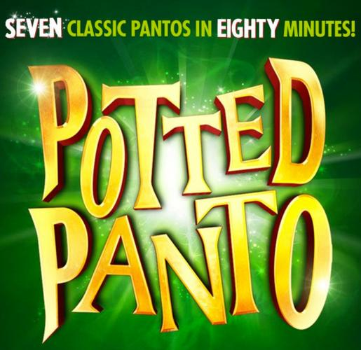 Potted Panto - Review 7 classic pantomimes in 70 hilarious minutes