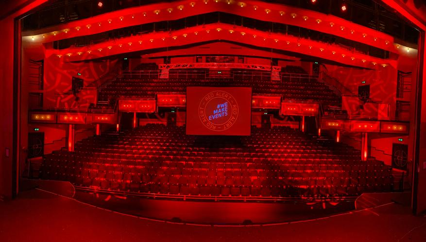 2.300 venues in Red to ask for help - News Venues urge government support for the live events sector