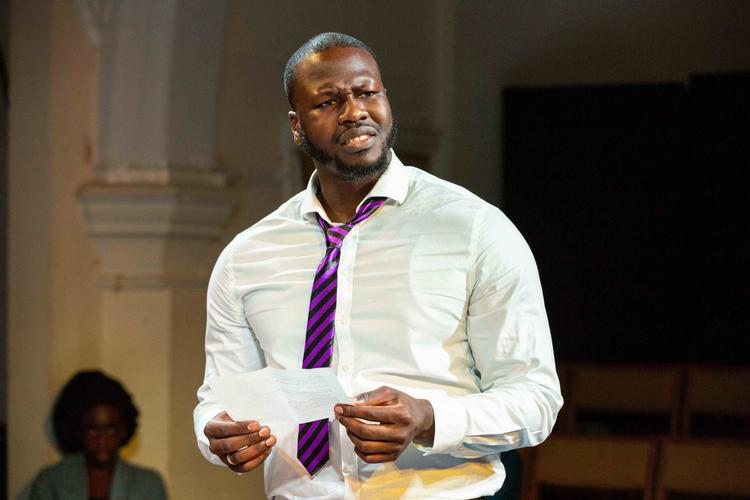 Othello: Remixed - Review - Omnibus Theatre A new approach to the Shakespeare's classic