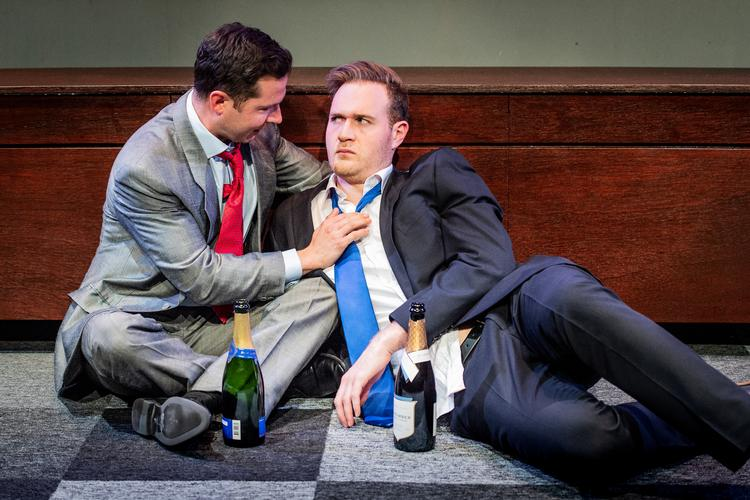 Hell Yes I'm Tough Enough - Review - Park Theatre The system is very much broken. But who's going to fix it?
