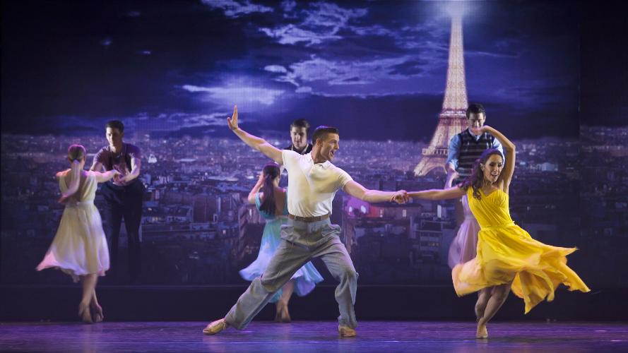 Remembering The Oscars - Review (Online Streaming) A new digital dance production