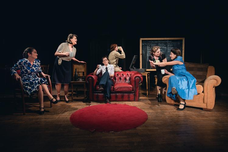 Spitfire Sisters - Review - The Space Theatre A laudable let-down