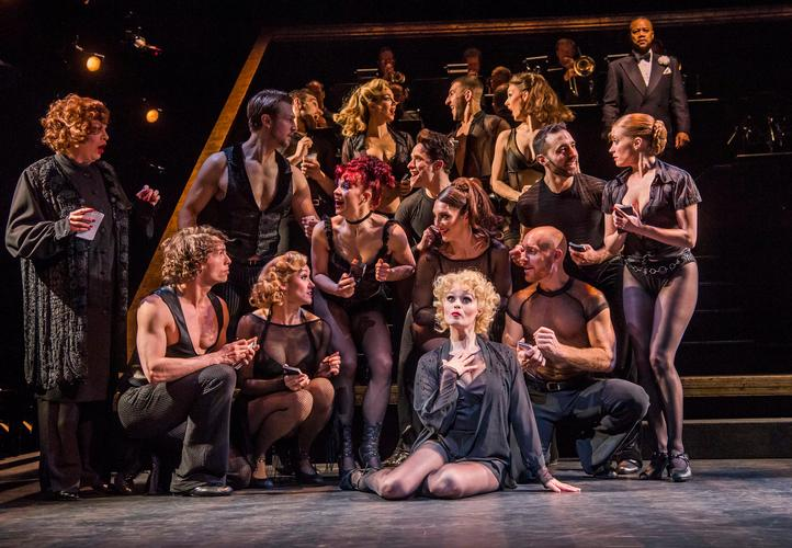 First photos of Chicago The Musical - News Who's ready to razzle-dazzle?