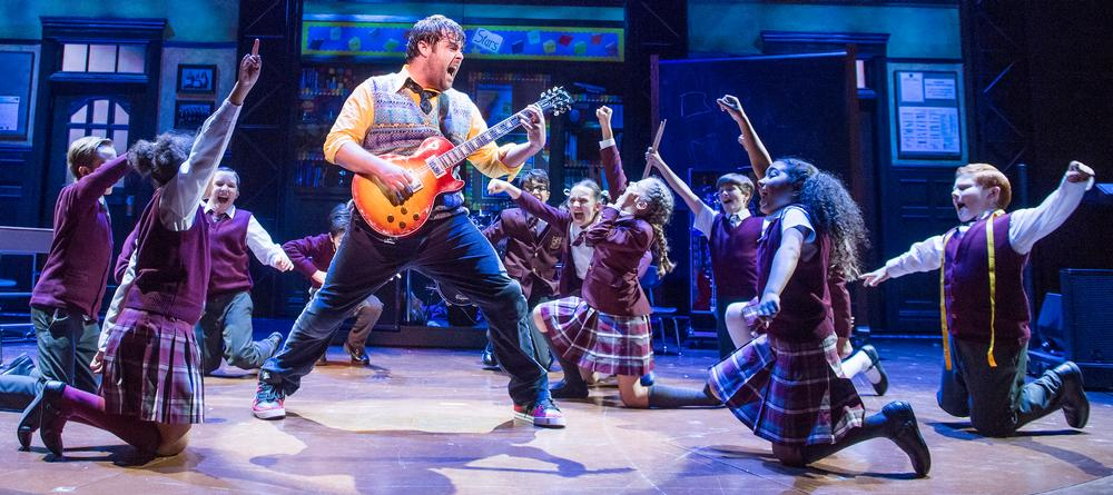 School of Rock Tour Announced - News Are you ready to Rock?