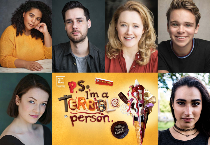 'P.S. I'm A Terrible Person' to get a three-week fully-staged development workshop - News Two invitation-only performances will be held 22 and 23 October