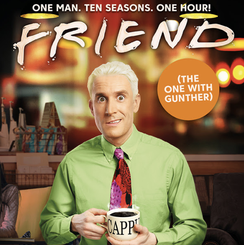 FRIEND (The One With Gunther) - Review (Online Streaming) The One Where Gunther Took Over