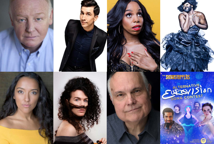 The Showstoppers Will Present An Alternative Eurovision Song Contest - News The Showstoppers will be reprising their alternative Eurovision song contest for the second year