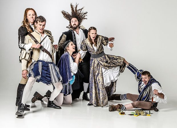 Sh!t-faced Shakespeare: Macbeth - Review - Leicester Square Theatre Sh!t-faced Shakespeare is back for the 5th year at Leicester Square Theatre