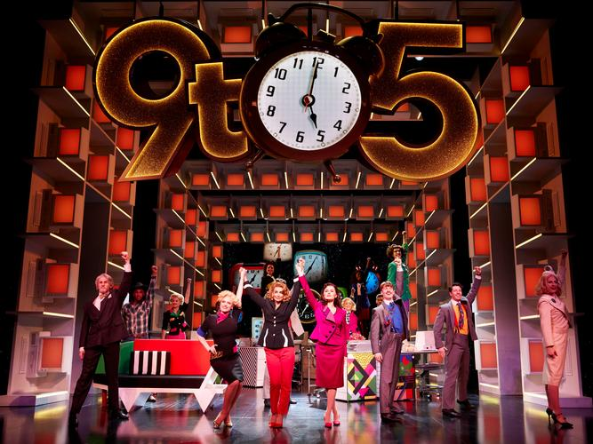 Louise Redknapp and Brian Conley back to 9 to 5  - News The show will close on May 2020