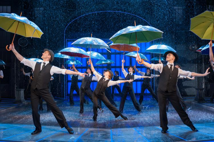 Singin' in the Rain Tour - News All the dates of the tour