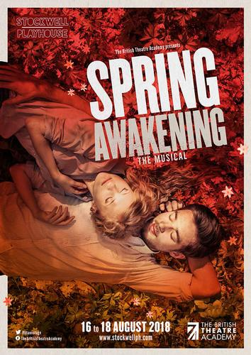 Spring Awakening - Review - Stockwell Playhouse The British Theatre Academy brings onstage a new version of the rock musical