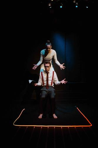 I Woke Up Feeling Electric - Review - Hope Theatre A very human story about electronic minds