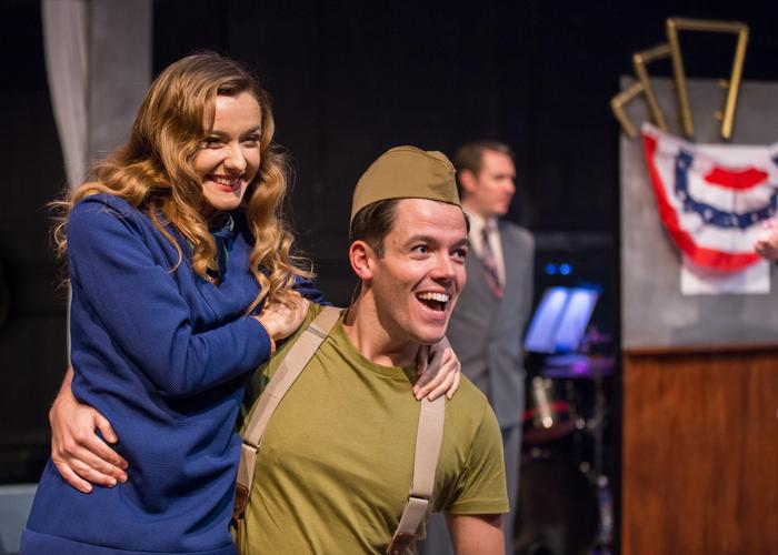 Strike Up The Band – Review- Gatehouse Theatre The Gerschwin class musical at the Gatehouse