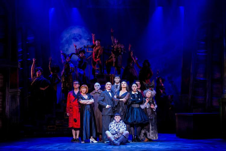 The Addams Family 2020 Tour - News The Musical Comedy goes on tour