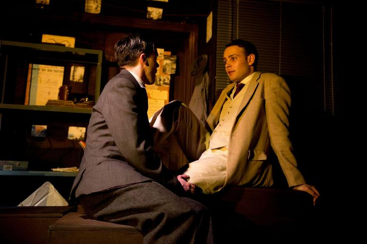 Thrill Me: The Leopold & Loeb Story – Review – The Hope Theatre Relationships can be murder!