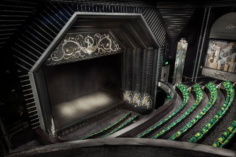 Inside the new Trafalgar Theatre - News First look inside the new West End theatre