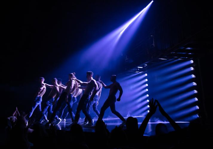 Magic Mike Live Confirms Reopening Date in May - News The show reopens 21 May