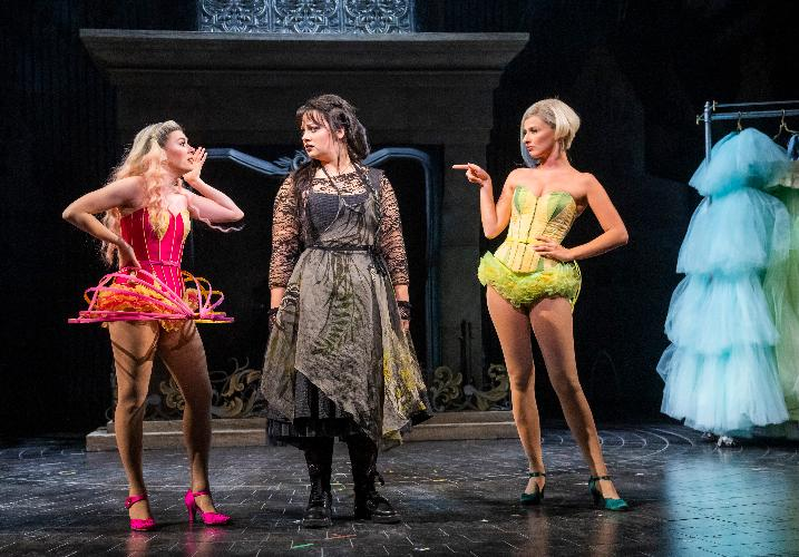 Cinderella - Review - Gillian Lynne Theatre The reinvention of the classic fairytale opened at The Gillian Lynne Theatre