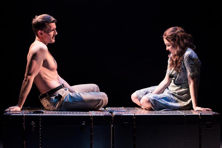 Violet - Review - Charing Cross Theatre
