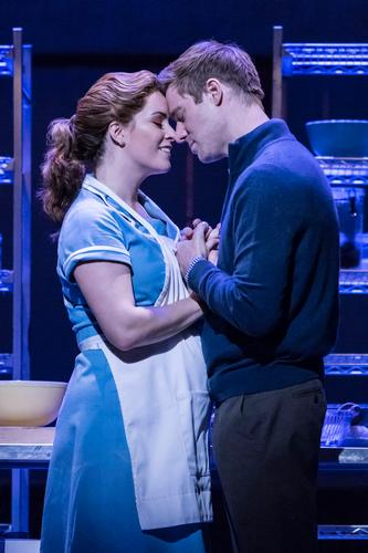 Waitress extends its run - News More pies..