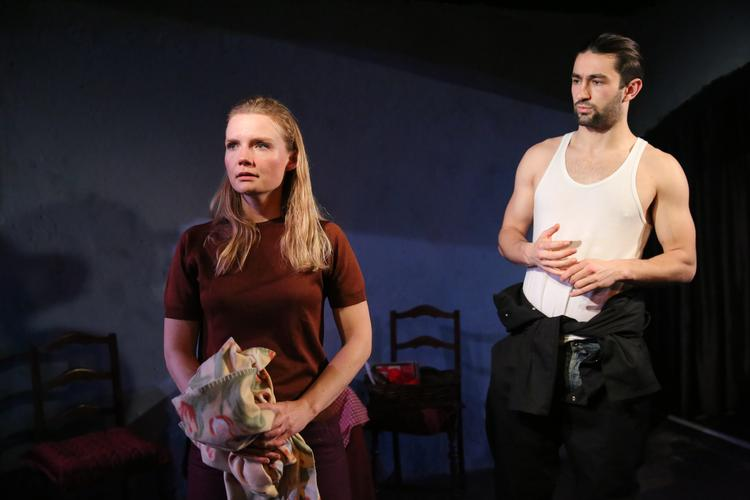 The Refuge - Review - Barons Court Theatre An old-fashioned thriller